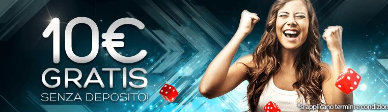 Bonus senza deposito NetBet Casino
