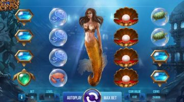 Slot machine gratis: Secrets of Atlantis