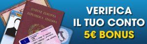 Bonus scommesse 100 euro William Hill