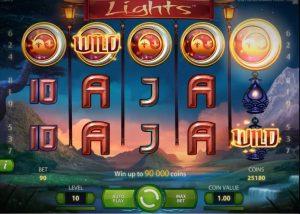Lights slot gratis: regole e simboli