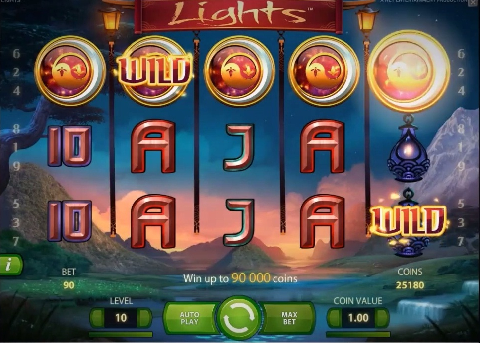 Festival of Lights Slot Machine - Play for Free Online