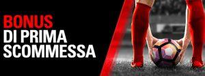Scommesse calcio: BetStars, vinci fino a €100