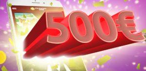 Bonus scommesse Merkur Win €100
