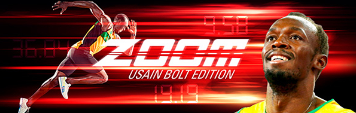 PokerStars presenta Zoom Usain Bolt Edition