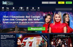 Betnero Bonus Benvenuto €1300 + €10 gratis + 10% Cashback!