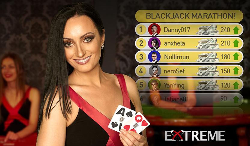 StarCasinò presenta Blackjack Marathon
