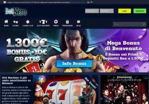 Betnero bonus senza deposito 10€ slot Capecod