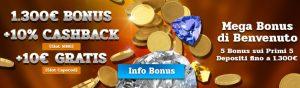 Horus Gold slot BetNero