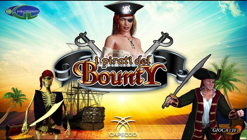 BetNero slot online: I Pirati del Bounty