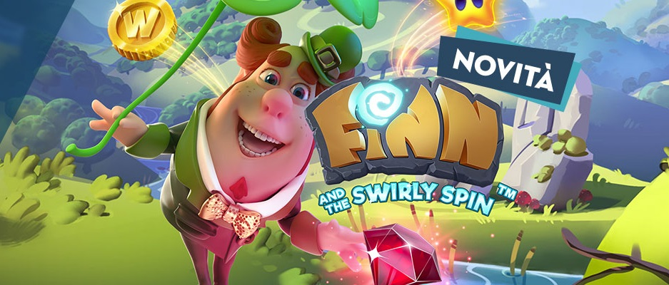StarCasinò torneo slot Finn and the Swirly Spin