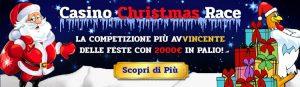 Betnero Christmas Race Bonus Natale