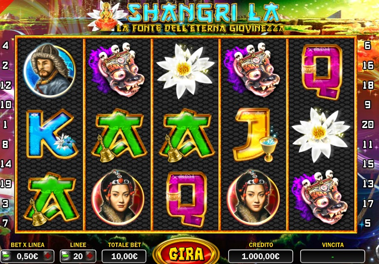 slot casino in la