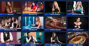 Casino live Betnero: gioca con i croupier dal vivo!