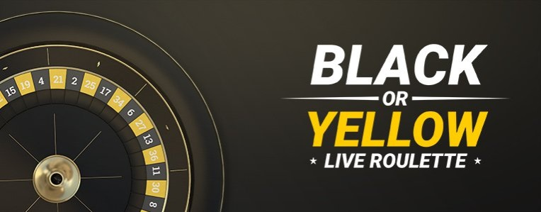 Roulette live Bwin bonus Black & Yellow