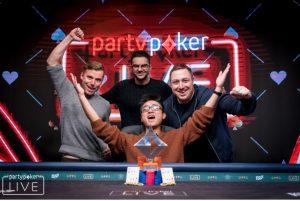 PartyPoker Millions: Kanit runner up per 500.000€, trionfa Zhang