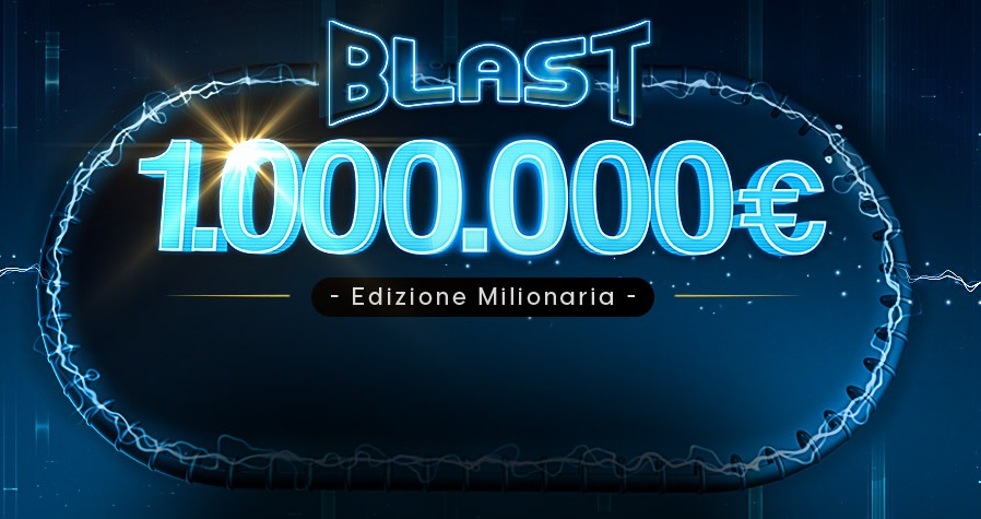 888poker introduce i sit Blast da 1.000.000€!