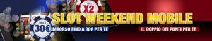 Casino online Gioco Digitale: promozioni della settimana